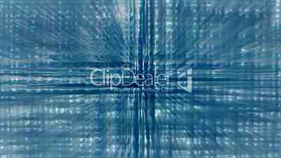 Video Footage Clip - blue fiber and rays light,web tech background ...