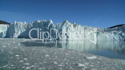 Melting Sea Ice & Glaciers in the Arctic