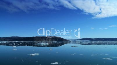 Ice Floes, Disko Bay, Greenland