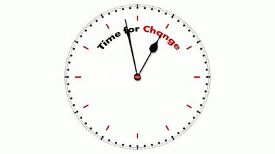 clock  time for change  royalty