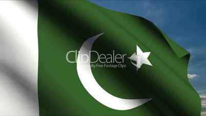 Pakistan Flag Waving Wallpaper Clips Pakistan Flag Waving