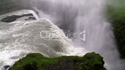 Gullfoss, The Golden Waterfall