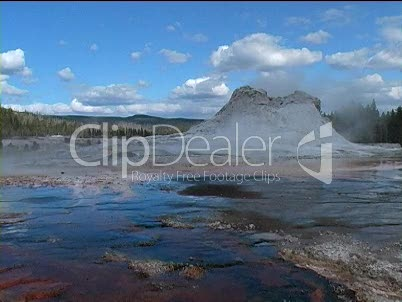 Geysir in Yellowstone (5)