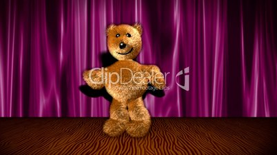 dancing bear hd